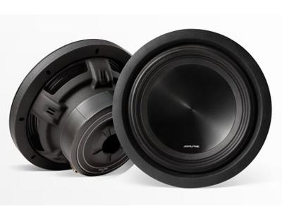 Alpine 10 Subwoofer (4) - SWT-10S4
