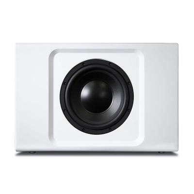 Bluesound Wireless Powered Subwoofer In White - PULSE SUB+ (W)