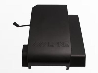 Alpine Pre-Loaded 10-Inch Subwoofer for Jeep Wrangler JKU - SBV-10-WRA