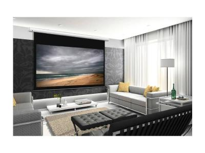 Ciruss Screens Arcus Series Motorized Home Theater Projector Screen - CS-110A-178G3
