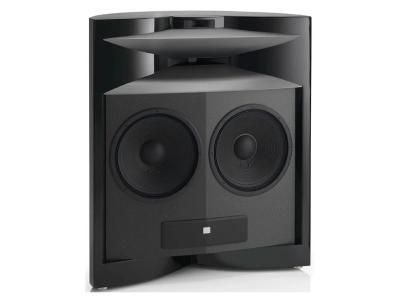 JBL Floor Standing Loudspeaker In Black Gloss - ARC-PA240BK-US