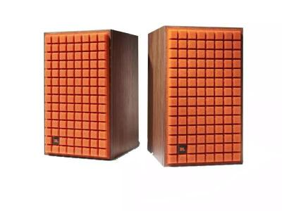 JBL 2-Way Bookshelf Loudspeaker in Orange - JBLL82CLASSICORGAM