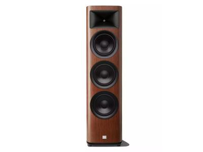 JBL 2.5-Way Floorstanding Loudspeaker In Walnut  - JBLHDI3800WALAM