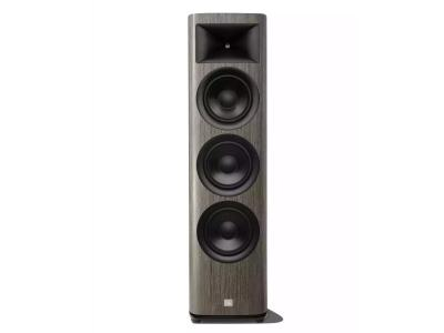 JBL 2.5-Way Floorstanding Loudspeaker In Grey Oak  - JBLHDI3800GROAM