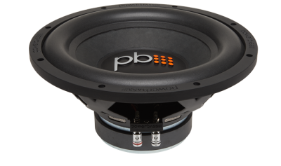 PowerBass 12 Inch Dual 4-Ohm Subwoofer -  S1204D
