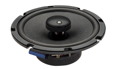 PowerBass 6.5 Inch Thin Mount Co-Axial Speaker System - 2XL653T