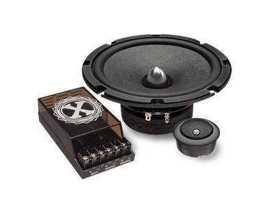 PowerBass 6.5 Inch 2-Way Component Speaker System - 2XL63C