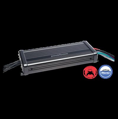 PowerBass XL-MX Series 4ch PowerSport Amplifier - XL4255MX