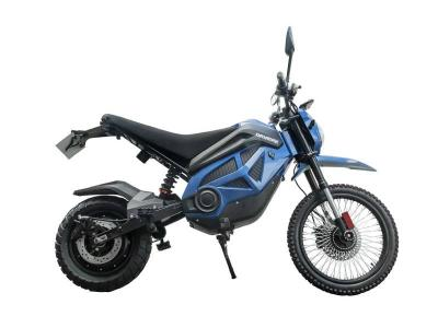 Daymak Offroad Ebike With Hydraulic Disc Brakes in Blue - Pithog Max (Bl)