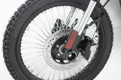 Daymak Offroad Ebike With Hydraulic Disc Brakes in Black - Pithog Max (B)