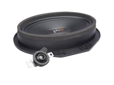 PowerBass OEM Replacement Component Speaker System for Ford , Lincoln - OE69CFD