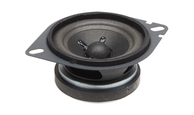 PowerBass 2.75 Inch Dual Cone Speaker  with 4-ohm System Impedance  - S275CF