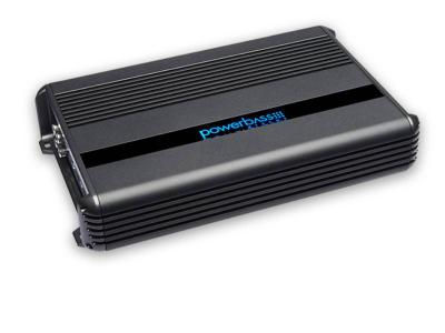 PowerBass 4 Channel Compact Amplifier with 1,000 Watt High Efficiency Full-Range - XMA4250IR