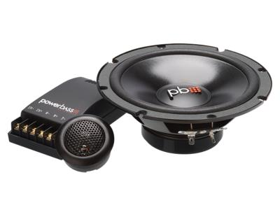 PowerBass 6.5 Inch Component Speaker System - S60C
