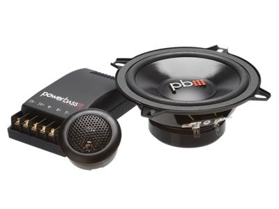 PowerBass 5.25 Inch Component Speaker System - S50C