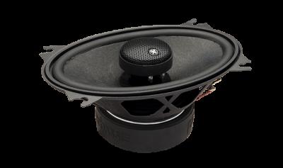 PowerBass 4x6 Inch Full Range Co-Axial Speaker System - 2XL463