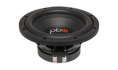 PowerBass 8 Inch Dual 4-Ohm Subwoofer - S84D
