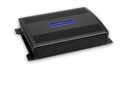 PowerBass 4 Channel Amplifier with 400 Watt High Efficiency - ASA34004