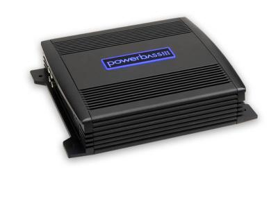 PowerBass 2 Channel Amplifier with 300 Watt High Efficiency - ASA33002