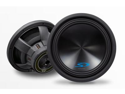 "Alpine 15"" Dual 4-Ohm 500W RMS Type-S Car SWS-15D4"