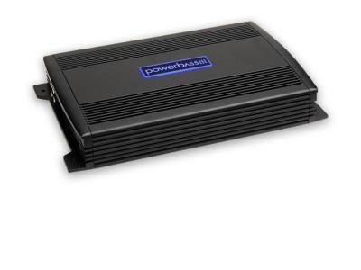 PowerBass Class-A/B Mono Amplifier with 400 Watt High Efficiency - ASA34001