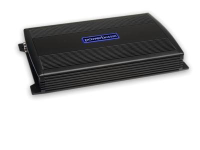 PowerBass Class-D 1 Channel  Amplifier with 1,000 Watt High Efficiency  - ASA310001D