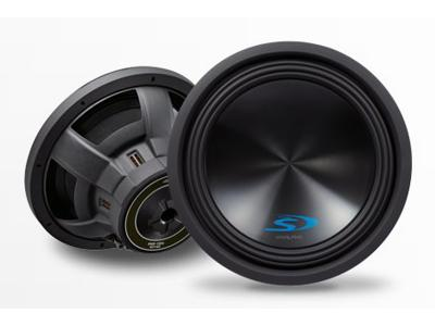"Alpine 15"" Dual 2-Ohm 500W RMS Type-S Car Subwoofer SWS-15D2"