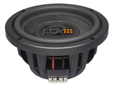 PowerBass 12 Inch Dual 4-Ohm Premium Compact Subwoofer - 2XL1240D