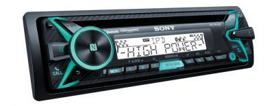 Sony Media Smartphone Receiver With Bluetooth Wireless Technology - MEXM100BT