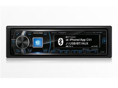 Alpine Advanced Bluetooth® CD Receiver CDEHD149BT