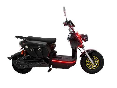 Daymak 500W 84V Electric Scooters in Black - Eagle Deluxe (B)