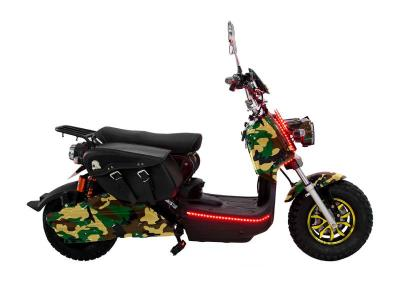 Daymak 500W 84V Electric Scooters in Camo - Eagle Deluxe (C)