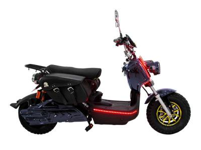 Daymak 500W 84V Electric Scooters in Blue - Eagle Deluxe (BL)