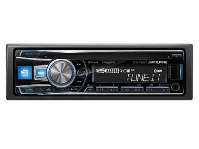 ALPINE ADVANCED BLUETOOTH CD RECEIVER CDE-153BT