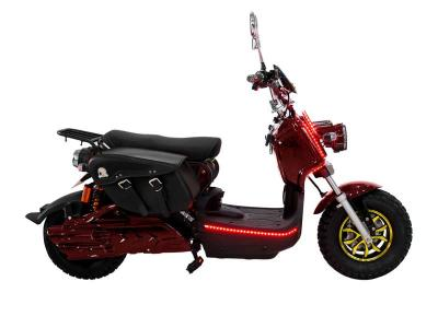 Daymak 500W 84V Electric Scooters in Red - Eagle Deluxe (R)