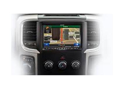 "Alpine 8"" Dash Kit For 2013 Up RAM - KTX-RPU8"
