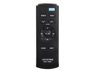 Alpine Audio Remote Control - RUE-4202
