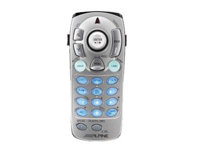 Alpine Audio Remote Control - RUE-4140