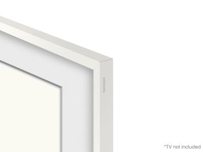 Samsung 65 Inch The Frame Customizable Bezel in Modern White - VG-SCFA65WTB/ZA
