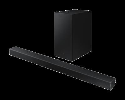 Samsung 300W 2.1 Channel Soundbar in Black  - HW-A450/ZC