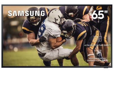 "65"" Samsung  4k HDR QN65LST7 LED The Terrace Outdoor TV  LST7T Series"