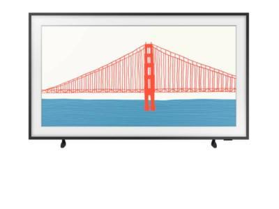 """55"""" Samsung QN55LS03AAFXZC Frame QLED 4K Smart TV"""