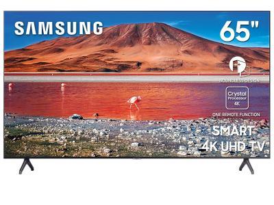 "65"" Samsung UN65TU7000FXZC Smart 4K UHD TV"