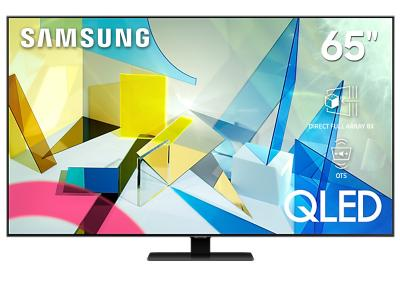 "65"" Samsung QN65Q80TAFXZC 4K Smart QLED TV"