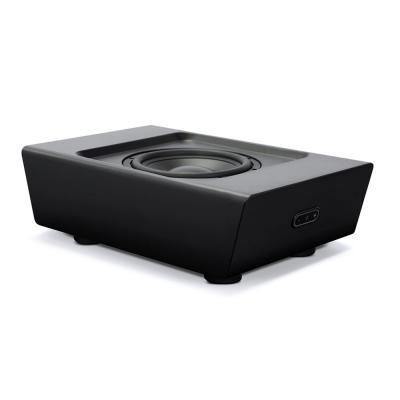 Bluesound Wireless Powered Subwoofer In Black Matte - PULSE SUB+ (B)