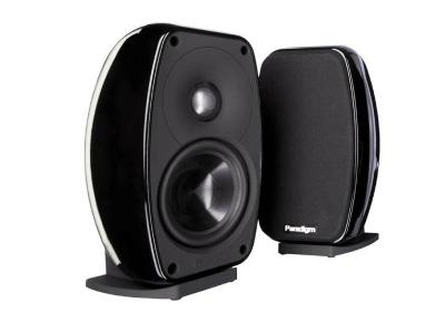 Paradigm 2-Driver, 2-Way Acoustic Suspension, Stand-Mounted Speaker System - Cinema 100 2.0 System