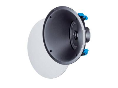 Paradigm 6-1/2 Round In-Ceiling Speaker with 2-Driver 2-Way, ABS Chassis,Mounting Clamps - H65-A