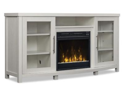 Bell'O TV Stand With Fireplace - KIARA