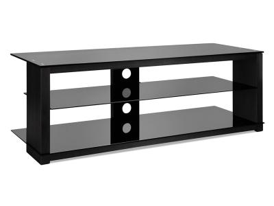 Bell'O TV Stand With Wide Shelves - YF2503BK