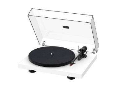 Project Audio Debut Carbon EVO Turntable  in Satin White - PJ97825988